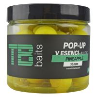 TB Baits Plovoucí Boilie Pop-Up Pineapple + NHDC 65 g - 16 mm