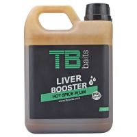 TB Baits Liver Booster Hot Spice Plum - 1000 ml