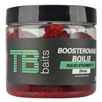 TB Baits Boosterované Boilie Squid Strawberry 120 g - 16 mm