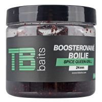 TB Baits Boosterované Boilie Spice Queen Krill 120 g - 16 mm
