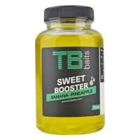 TB Baits Sweet Booster Banana Pineapple + NHDC Butyric - 250 ml