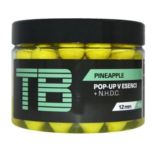 TB Baits Plovoucí Boilie Pop-Up Pineapple + NHDC 65 g