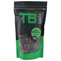 TB Baits Hard Boilie Spice Queen Krill - 250 g 24 mm