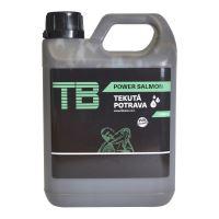 TB Baits Tekutá potrava Power salmon 250 ml