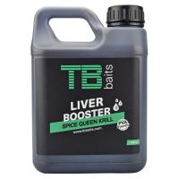 TB Baits Liver Booster Spice Queen Krill - 1000 ml
