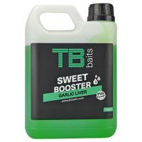 TB Baits Sweet Booster Garlic Liver - 1000 ml