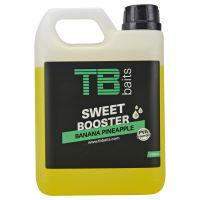 TB Baits Sweet Booster Banana Pineapple + NHDC Butyric - 1000 ml