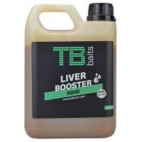 TB Baits Liver Booster Squid - 1000 ml