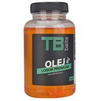 TB Baits Lososový Olej Premium quality - 250 ml