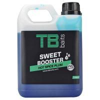 TB Baits Sweet Booster Hot Spice Plum - 1000 ml