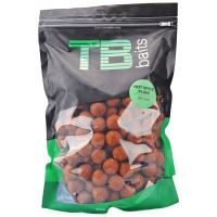 TB Baits Boilie Hot Spice Plum - 1 kg 20 mm