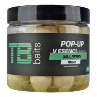 TB Baits Plovoucí  Boilie Pop-Up Mulberry + NHDC 65 g-16 mm