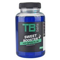 TB Baits Sweet Booster Hot Spice Plum - 250 ml