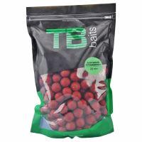 TB Baits Boilie GLM Squid Strawberry - 1 kg 16 mm