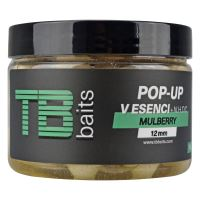 TB Baits Plovoucí  Boilie Pop-Up Mulberry + NHDC 65 g-12 mm