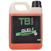 TB Baits Lososový Olej Premium quality - 1000 ml