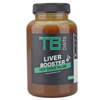 TB Baits Liver Booster Hot Spice Plum - 250 ml