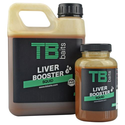 TB Baits Liver Booster Squid